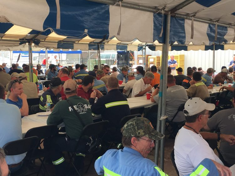 West Virginia Operations Celebrates 4 Million Safe Work Hours