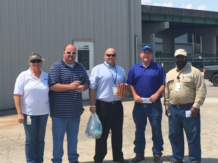 Safety Celebrations Recognize Incident Free Performance
