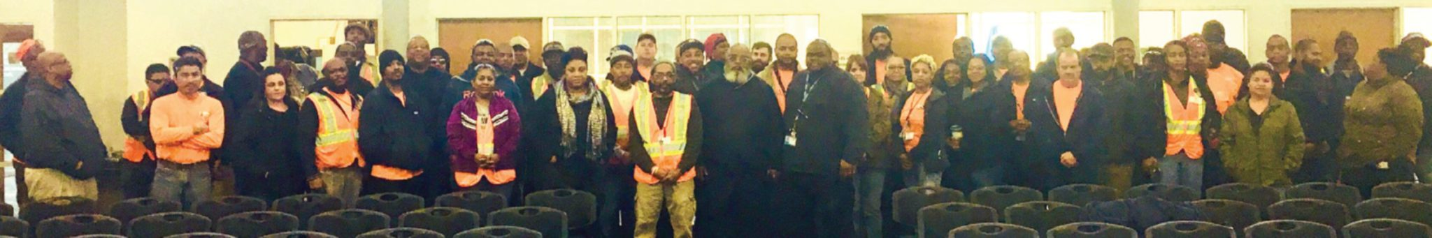 Durham Project Team Earns NCDOL Gold Safety Award