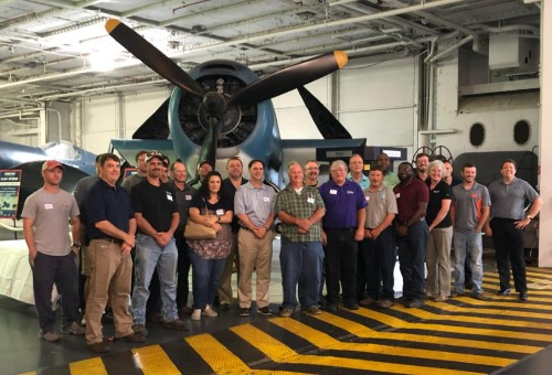 USS Yorktown Serves as Platform for Reliability Learning Event