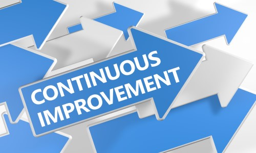 Continuous Improvement Requires a Proactive Maintenance Approach