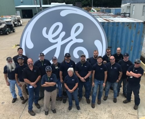 GE Team Addresses COVID-19