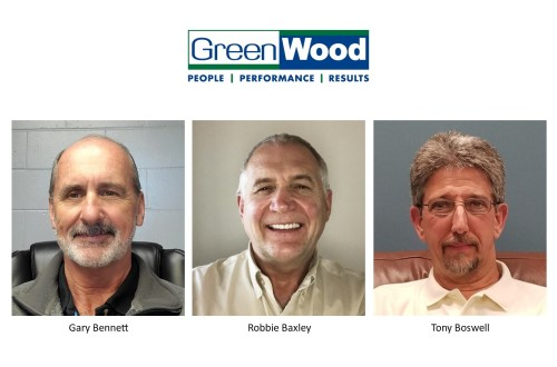 GreenWood, Inc. Promotes Three to Project Site Manager Positions